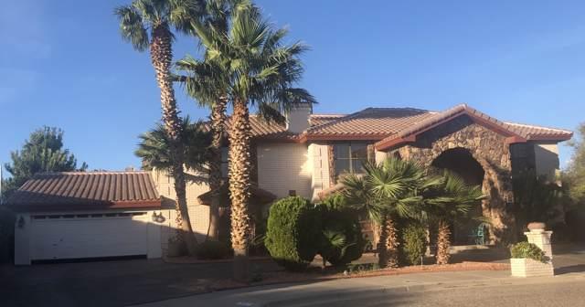 1637 Billy Casper Dr Drive, El Paso, TX 79936 (MLS #820175) :: Preferred Closing Specialists