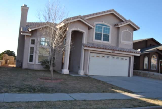 6125 Camden Lake Street, El Paso, TX 79932 (MLS #820186) :: Preferred Closing Specialists