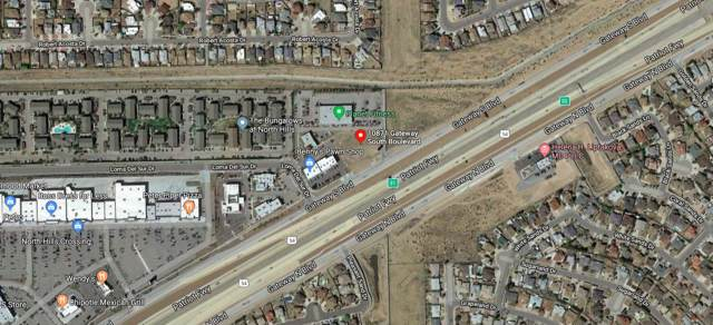 10871 Gateway South Blvd Boulevard, El Paso, TX 79924 (MLS #820225) :: The Matt Rice Group