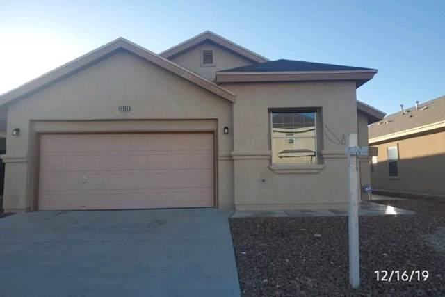 4145 Tierra Yamila Lane, El Paso, TX 79938 (MLS #820280) :: Preferred Closing Specialists