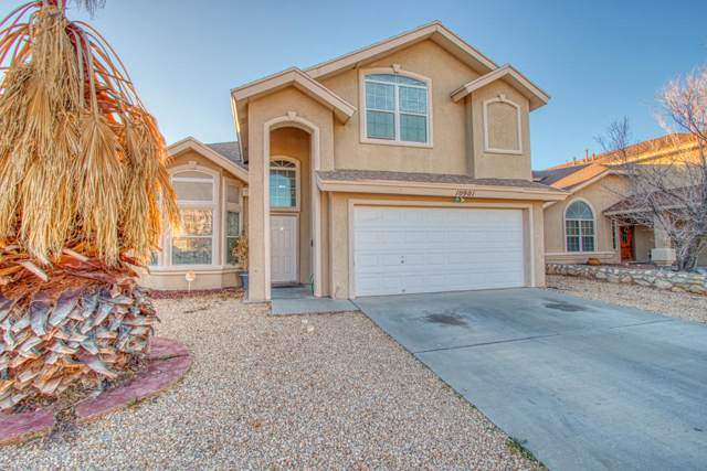 10901 Duster Drive, El Paso, TX 79934 (MLS #820295) :: Preferred Closing Specialists