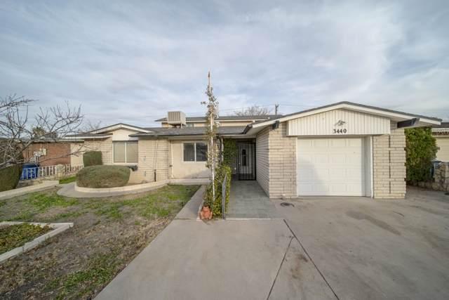 3440 Wayside Street, El Paso, TX 79936 (MLS #820333) :: Preferred Closing Specialists