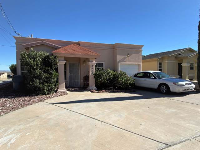 8406 Mercury Street, El Paso, TX 79904 (MLS #820346) :: Preferred Closing Specialists