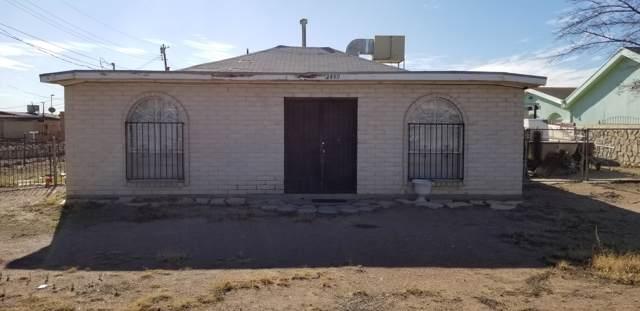 4860 Vulcan Avenue, El Paso, TX 79904 (MLS #820439) :: Preferred Closing Specialists