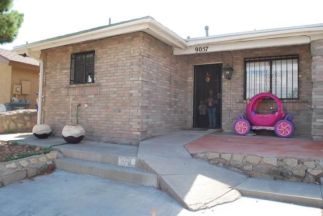 9057 Eclipse Street, El Paso, TX 79904 (MLS #820686) :: Preferred Closing Specialists