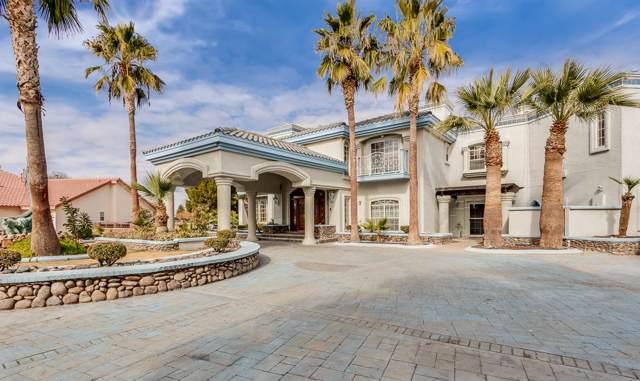 11 Via Placita, El Paso, TX 79927 (MLS #820711) :: Preferred Closing Specialists