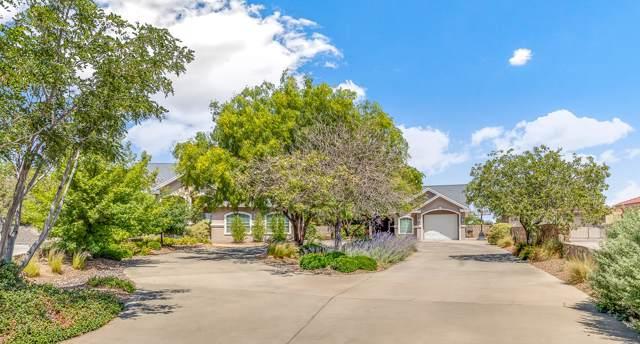 4555 Honey Willow Way, El Paso, TX 79922 (MLS #820732) :: Preferred Closing Specialists