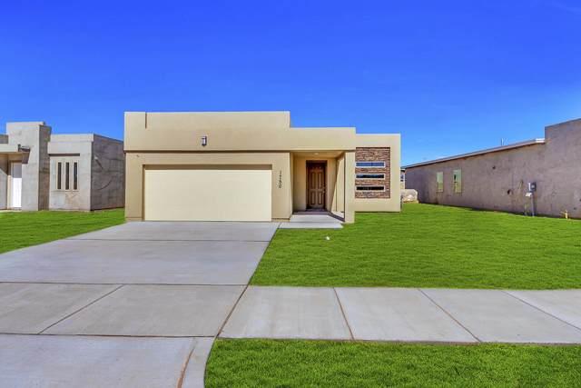 1755 Jocky Club Circle, El Paso, TX 79928 (MLS #820746) :: Preferred Closing Specialists