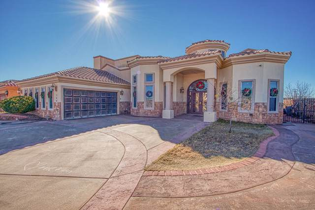 3661 Tierra Berlin Lane, El Paso, TX 79938 (MLS #820768) :: Preferred Closing Specialists