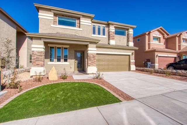 1726 Preakness Avenue, El Paso, TX 79928 (MLS #820792) :: Preferred Closing Specialists