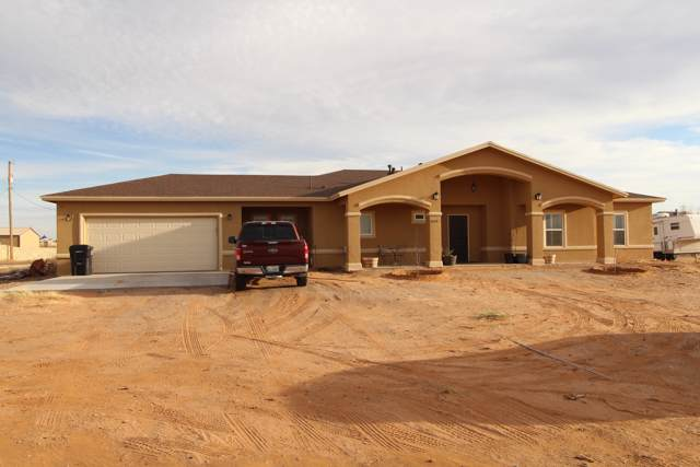 5020 Indian Wells Drive, El Paso, TX 79938 (MLS #820826) :: The Purple House Real Estate Group