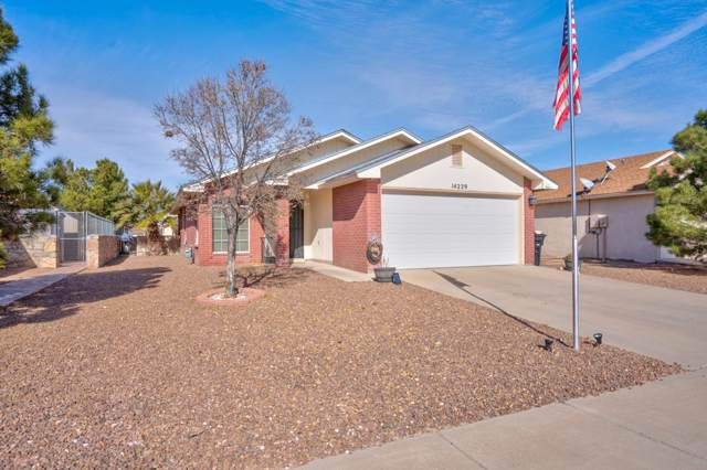 14229 Desert Fire Court, Horizon City, TX 79928 (MLS #820898) :: The Purple House Real Estate Group