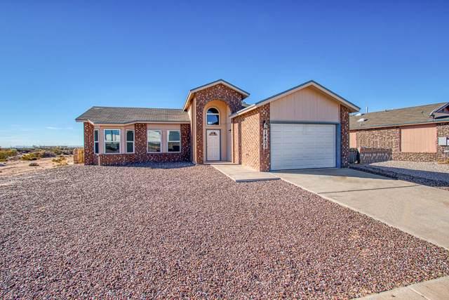 14408 Sabio Drive, Horizon City, TX 79928 (MLS #820910) :: Jackie Stevens Real Estate Group brokered by eXp Realty
