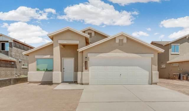 11624 Flor Clavel Lane, Socorro, TX 79927 (MLS #820979) :: Preferred Closing Specialists