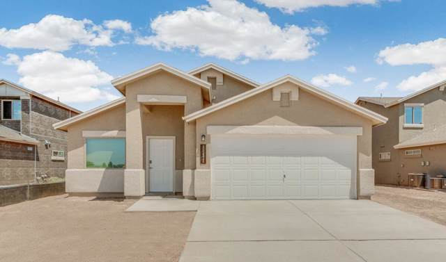 11621 Flor Clavel Lane, Socorro, TX 79927 (MLS #820980) :: Preferred Closing Specialists