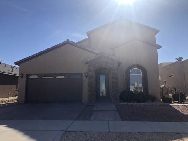 12768 Barstow, El Paso, TX 79928 (MLS #820997) :: The Purple House Real Estate Group