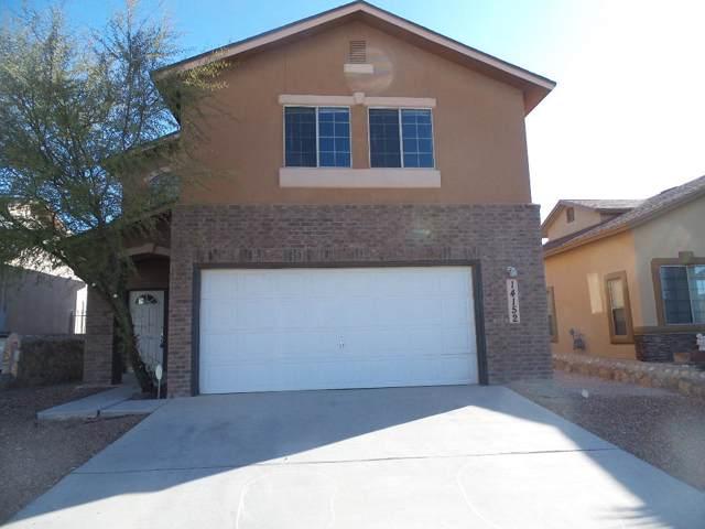14152 Lasso Rock Drive, El Paso, TX 79938 (MLS #821001) :: Preferred Closing Specialists