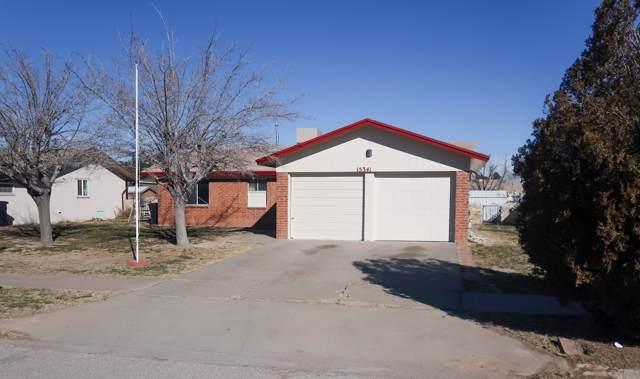 15341 Fairwood Court, Horizon City, TX 79928 (MLS #821002) :: The Purple House Real Estate Group