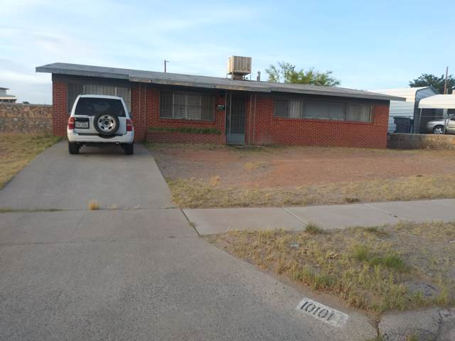 10101 Chinaberry Drive, El Paso, TX 79925 (MLS #821007) :: Preferred Closing Specialists
