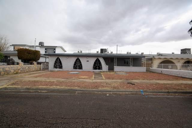 517 Montecito Road, El Paso, TX 79915 (MLS #821033) :: Preferred Closing Specialists