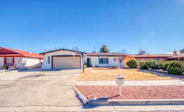 1714 Jerry Abbott Street, El Paso, TX 79936 (MLS #821055) :: Preferred Closing Specialists