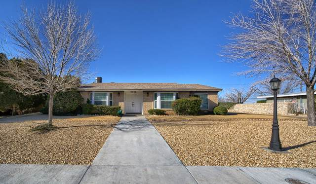 4040 Bancroft Drive, El Paso, TX 79902 (MLS #821084) :: Preferred Closing Specialists