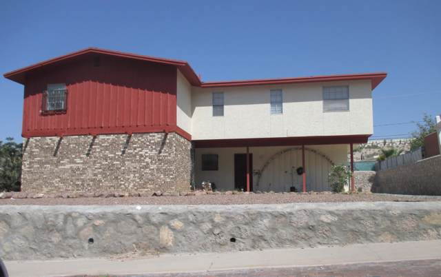 205 E Castellano Drive A,B, El Paso, TX 79912 (MLS #821104) :: Preferred Closing Specialists