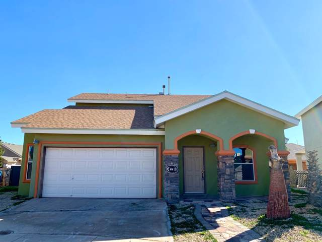 414 Santorini Court, Socorro, TX 79927 (MLS #821112) :: The Purple House Real Estate Group