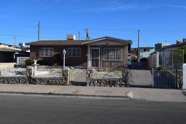 5955 Cleveland Avenue, El Paso, TX 79905 (MLS #821113) :: Preferred Closing Specialists