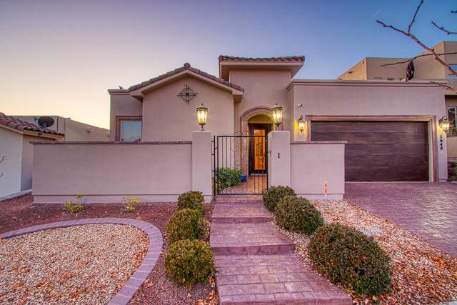 1649 Land Rush Street, El Paso, TX 79911 (MLS #821131) :: Preferred Closing Specialists