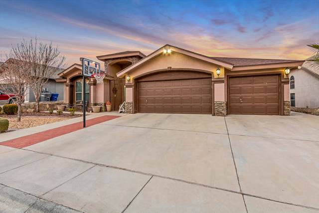 12573 Globe Mallow, El Paso, TX 79928 (MLS #821133) :: The Purple House Real Estate Group