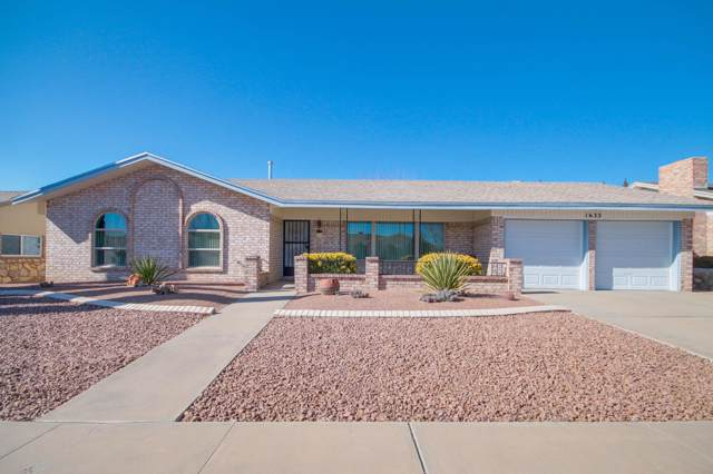 1633 Bob Murphy Drive, El Paso, TX 79936 (MLS #821144) :: Preferred Closing Specialists