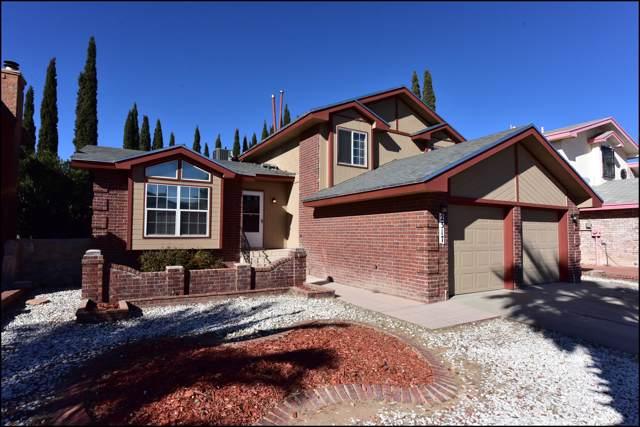 2317 John Cox Place, El Paso, TX 79936 (MLS #821145) :: The Matt Rice Group