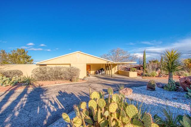8008 Big Bend Drive, El Paso, TX 79904 (MLS #821147) :: Preferred Closing Specialists