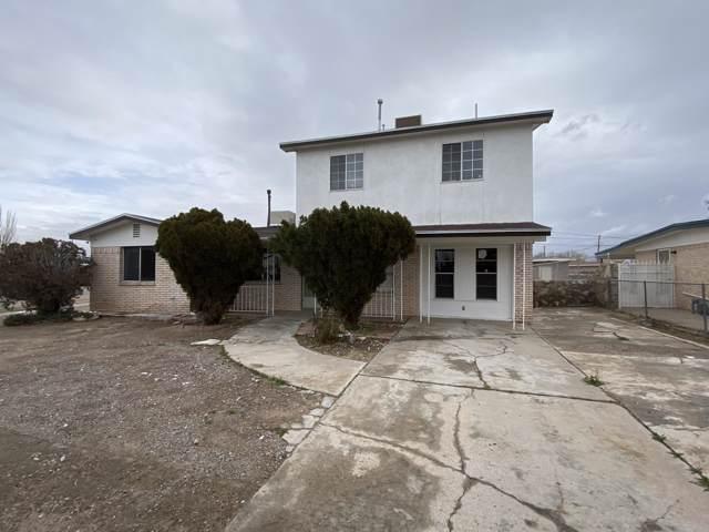 8001 Valle Placido Drive, El Paso, TX 79907 (MLS #821162) :: Preferred Closing Specialists