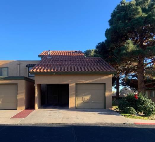 1644 Lomaland Drive #132, El Paso, TX 79935 (MLS #821193) :: Preferred Closing Specialists