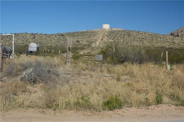 19201 Maximo Yapes Avenue, El Paso, TX 79938 (MLS #821200) :: Mario Ayala Real Estate Group