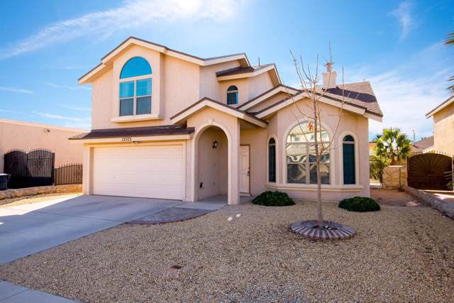 12572 Wolf Berry Drive, El Paso, TX 79928 (MLS #821235) :: The Purple House Real Estate Group