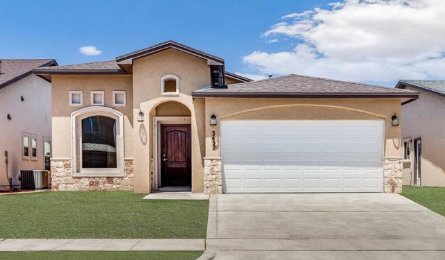 11604 Flor Maguey Road, Socorro, TX 79927 (MLS #821243) :: Preferred Closing Specialists