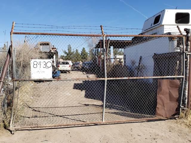 8430 Plant Road, El Paso, TX 79907 (MLS #821250) :: Preferred Closing Specialists