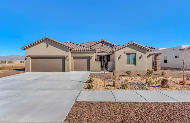 5897 Valle Calma Drive, El Paso, TX 79932 (MLS #821256) :: Preferred Closing Specialists