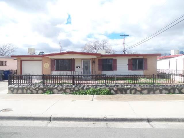 10565 Murphy Street, El Paso, TX 79924 (MLS #821265) :: Preferred Closing Specialists