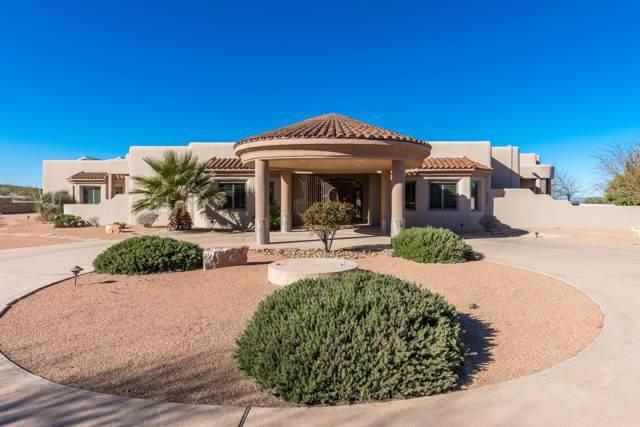 5580 Remington Road, Las Cruces, NM 88011 (MLS #821267) :: Jackie Stevens Real Estate Group brokered by eXp Realty