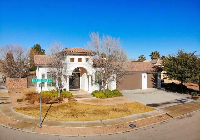 524 Via De Los Arboles, El Paso, TX 79932 (MLS #821287) :: Preferred Closing Specialists