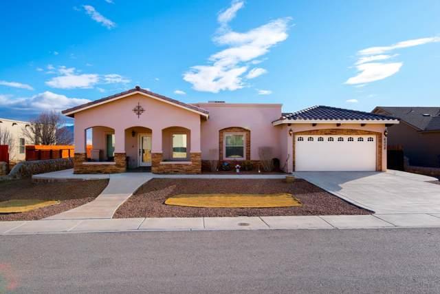 6008 Dona Beatriz Lane, El Paso, TX 79932 (MLS #821294) :: Preferred Closing Specialists