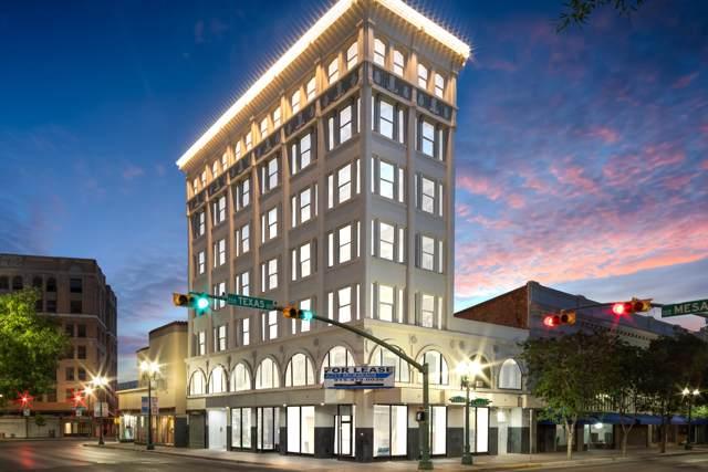 115 N Mesa Street, El Paso, TX 79901 (MLS #821301) :: Preferred Closing Specialists