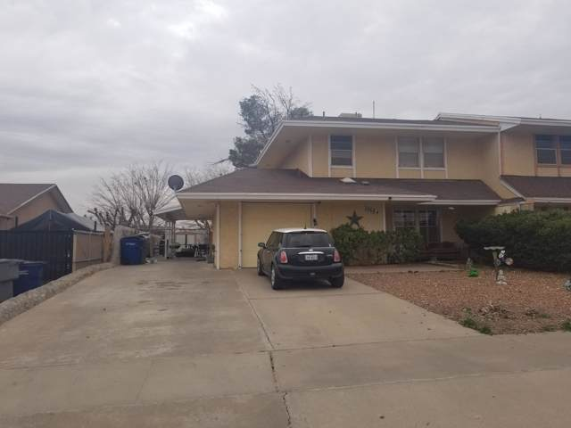 10684 Cardigan Drive, El Paso, TX 79935 (MLS #821311) :: Preferred Closing Specialists