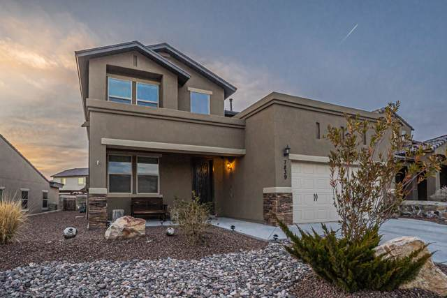 7839 Enchanted Path Drive, El Paso, TX 79911 (MLS #821313) :: Preferred Closing Specialists
