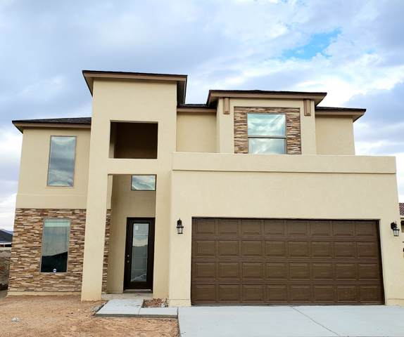 260 Jennice Circle, El Paso, TX 79932 (MLS #821321) :: Preferred Closing Specialists