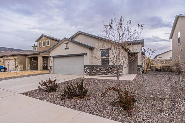 1008 Aeroplane Place, El Paso, TX 79928 (MLS #821322) :: The Purple House Real Estate Group